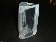 1972 72 Lincoln Mark IV Park Lamp Lens Right Front NOS QUALITY D2LY-13208-A