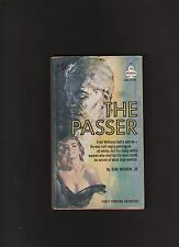 THE PASSER SAM MERWIN JR..SIGNED.IST ED. NICE CLEAN COPY.GGA!