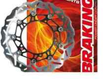 Disque Avant Gauche Wave Flottant Braking Pour APRILIA TUONO RACING de 2008