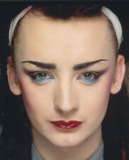 Boy George UNSIGNED photo - H304 - English singer, songwriter and DJ