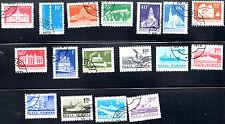 stamps POSTA ROMANA/ROMANIA A734(10) A735(7) MINT SET LOT