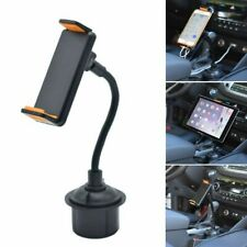 Universal 360˚ Rotation Car Cup Mount Holder Stand For Mobile Phone Tablet PC  S