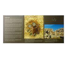 Kms monedas de curso conjunto Malta 2016 5,88 con moneda especial Ggantija pz con cuerno de la abundancia