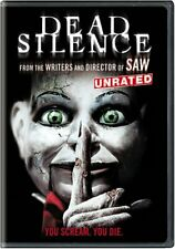 Dead Silence (DVD) Unrated