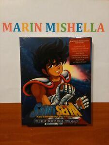 Saint Seiya Movie Box 1987-2004 Blu-ray coleccionista NUEVO a estrenar.