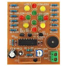 CD4060 Dream Light LED DIY Kit Electronic DIY Brand Birthday Gift Suite