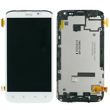 Original HTC Sensation XL G21 Displaymodul LCD Display Touchscreen+Frame