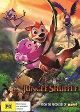 Jungle Shuffle (DVD, 2015)