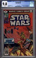 Star Wars 25 CGC Graded 9.8 NM/MT Marvel Comics 1979