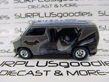 Hot Wheels 1:64 LOOSE Alex Ross Custom 1977 DODGE VAN Batman DC Justice League
