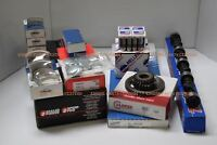Chevy 350 Stage 4 master rebuild engine kit dome pistons bearings cam 1980-85