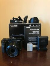 Used Canon PowerShot G3 X Digital Camera #135