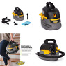 Small Portable Wet/Dry Vac Car Auto Detail Shop Vacuum Cleaner Blower 2.5-Gallon
