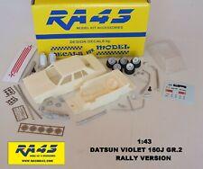 1/43 Datsun Violet 160J Gr.2 Rally Only KIT