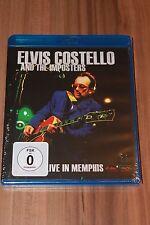 Elvis Costello - Live In Memphis (Blu-ray) (ERBRD05002) (Neu+OVP)