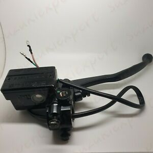 Yamaha RD350LC Complete Front Brake Master Cylinder Assy