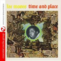 LEE MOSES - TIME AND PLACE * USED - VERY GOOD CD