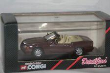 MERCEDES BENZ 320 SL CABRIOLET 1/43 DETAILCARS Titanium / CORGI