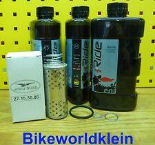 MOTO GUZZI 750 IE BREVA 03-12 FILTRO ACEITE ORIGINAL AGIP ENI I-RIDE 10w60
