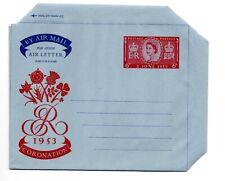 1969 Concorde Premier Vol post card