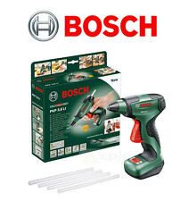 Bosch PKP 3.6 LI CORDLESS Battery Craft Hot Melt Glue/Adhesive Stick Trigger Gun