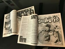 Pull Magazine #1 & #2 - 1999 zine w/1st Shabutie interview (Coheed and Cambria)