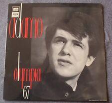 Adamo, Olympia 67, LP - 33 tours import