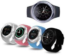 Y1 Premium SmartWatch Uhr Bluetooth Android SIM Kamera Samsung Motorola SONY LG