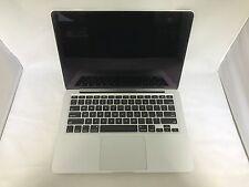 MacBook Pro Retina 13 Early 2013 ME662LL/A i5 8GB 256GB Good Condition READ