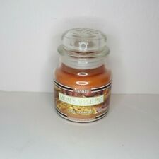 New Yankee Candle Black Band Mom's Apple Pie 3.7 Oz Discontinued Scent Rare