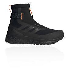 adidas Mens Terrex Free Hiker Cold.RDY GORE-TEX Walking Shoes Black Sports