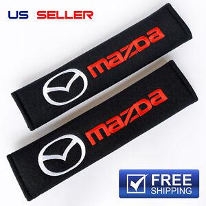 SHOULDER PADS SEAT BELT 2PCS FOR MAZDA SP23 - US SELLER