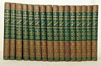 1959 Vintage Set- Natural Sciences, WEYER, MNH 16-Volumes -Like New
