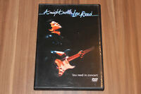 Lou Reed - A Night With Lou Reed (2001) (DVD) (Eagle Vision ‎– EREDV122)