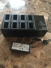 TOA Electronics BC-900 UL Eight Bay Battery Charger w/ Power Supply TS-900 / 800