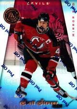 1997-98 Pinnacle Certified Mirror Red #115 Scott Stevens