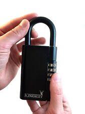 Guard-A-Key Realtor Lock Box | Key Storage Safe | Real Estate Lockbox| 4-dial