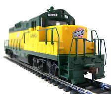 HO Scale Model Railroad Trains Engine Chicago & North Western GP-9 DC Locomotive