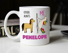Unicorn Gifts - Other Aunts Me Unicorn Coffee Mug 11oz - Personalized Funny Aunt