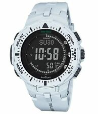 Casio Pro Trek Watch, Triple Sensor, Compass, Thermometer, Altimeter, PRG300-7