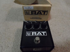Vintage ProCo Rat Distortion Effects Pedal Original Box