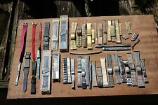 Vintage Watch Band Lot J.B. Champion Seiko Hong Kong Speidel
