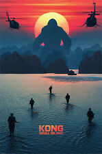 "KONG: SKULL ISLAND - MOVIE POSTER / PRINT (HORIZON) (SIZE: 24"" x 36"")"