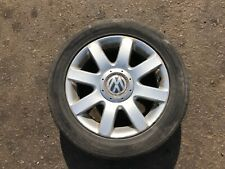 VW GOLF MK5 2004-2008 ALLOY WHEEL 16'' FREE TYRE WITH 3MM THREAD 205/55R16