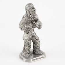 Chewbacca | Vintage 1990s Star Wars Figure by Rawcliffe Pewter