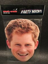 Celebrity Maschera per Mask-Arade * * IL PRINCIPE HARRY