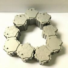 10x Lot Stand Base For Marvel Legends spider-man Hulk X-men figure Boy Baby Toy