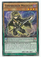 Timebreaker Magician MP16-EN174 Rare Yu-Gi-Oh Card 1st Edition English Mint New