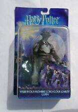 2003 Mattel Toys Harry Potter Werewolf Lupin Action Figure New Magical Morphing