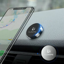 Magnetic Car Mobile Phone Holder Wall Desk Mount Support Metal Stand Adhesive